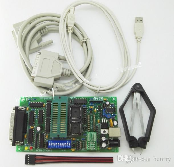 Willem EPROM 프로그래머 PCB50 Willem 풀 세트 Willem PCB 0.98D11 BIOS EPROM EEPROM 플래시 I2C PI