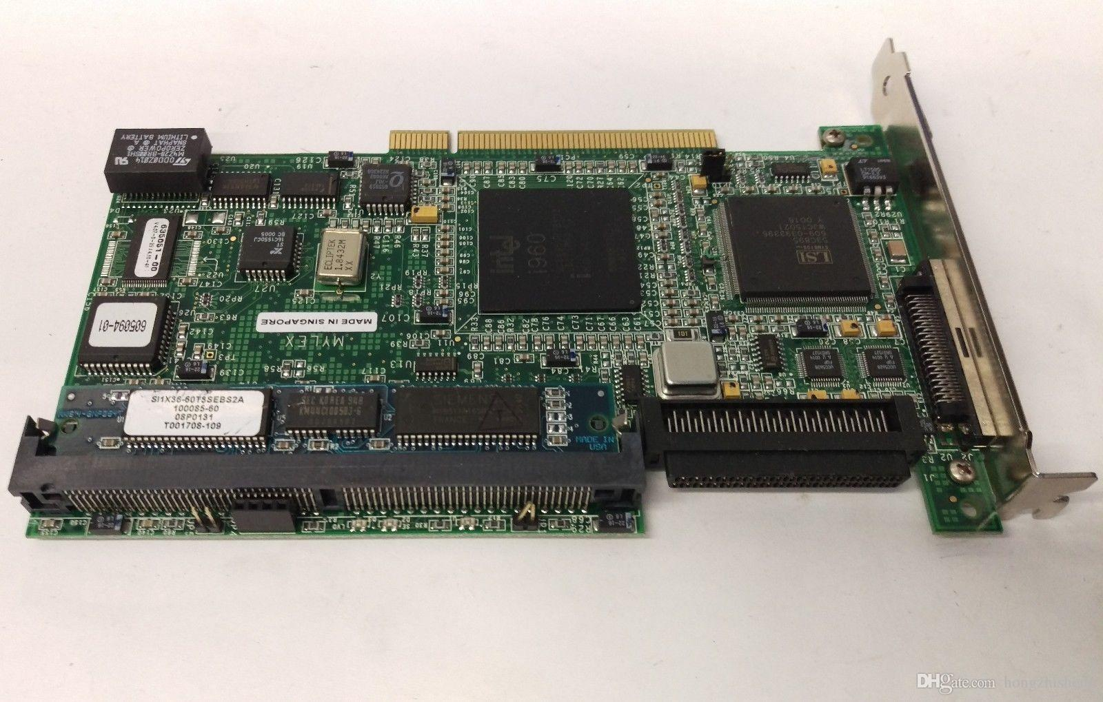 SCSI denetleyici D040470-4E 08P2023 REV.A