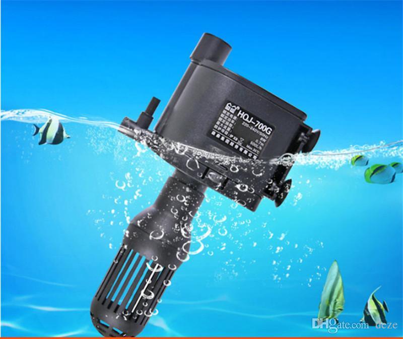 sunsun hqj 700g 8w 500l h fish tank aquarium water pump powerhead