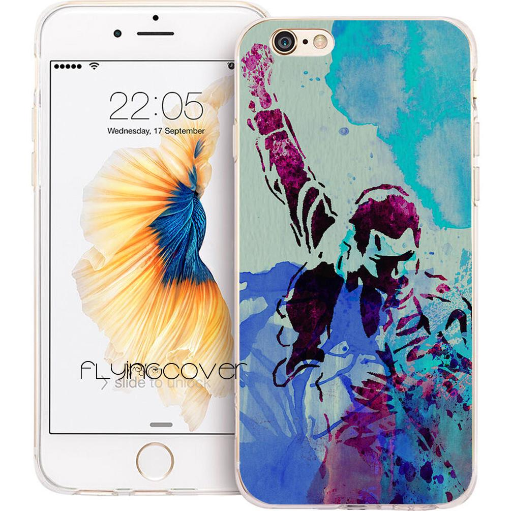 freddie mercury iphone 7 case