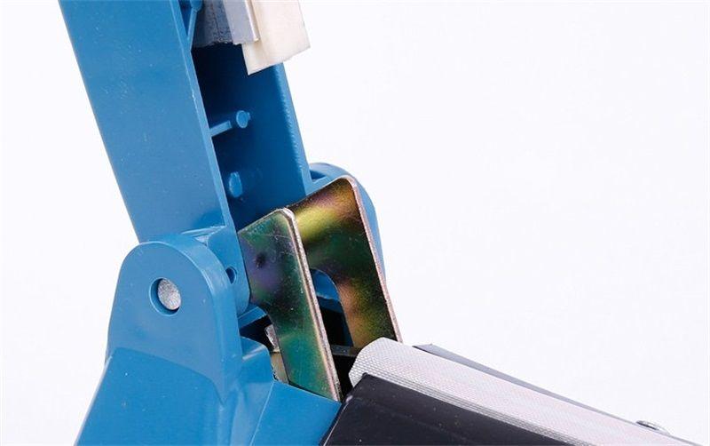 Machine de fermeture de film plastique de capsuleur de pression de main Élément de rétrécissement Élément libre d'impulsion Durable Facile de porter des accessoires de meubles 35xl H1