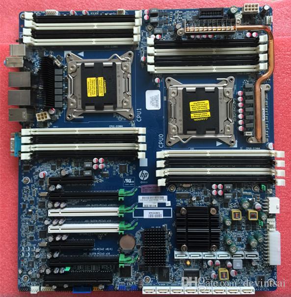 For HP Z820 Intel LGA2011 DDR3 Workstation Motherboard 708610-001 618266-004