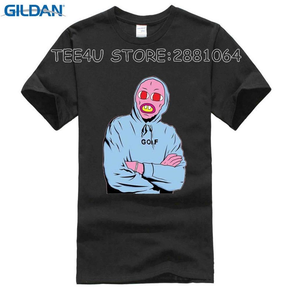 696711c20334 Man Fashion Round Collar T Shirt 2018 Jacob Pantoja Tyler The Creator  OFWGKTA T Shirt Music Band Hip Hop Tees Buy T Shirt Fun Shirt From Tee4u
