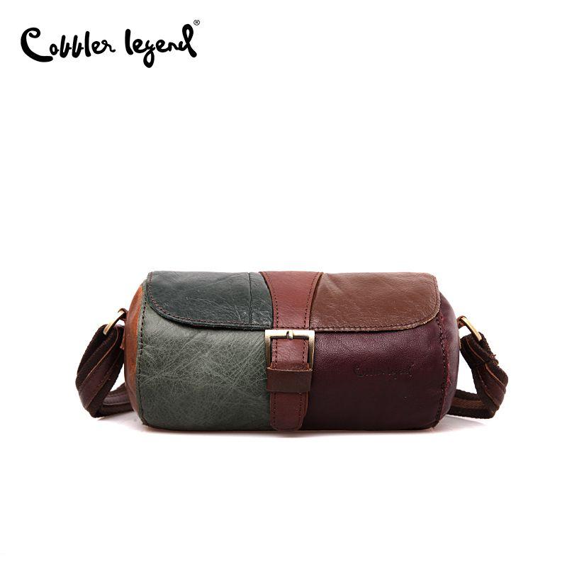 Acquista Cobbler Legend Color Summer Handbag Little Clutch Borse Da Donna  In Vera Pelle 2018 Small Crossbody Shoulder Bag Bolsos Donna A  62.34 Dal  Edmsaiko ... 2a7d80eb32c