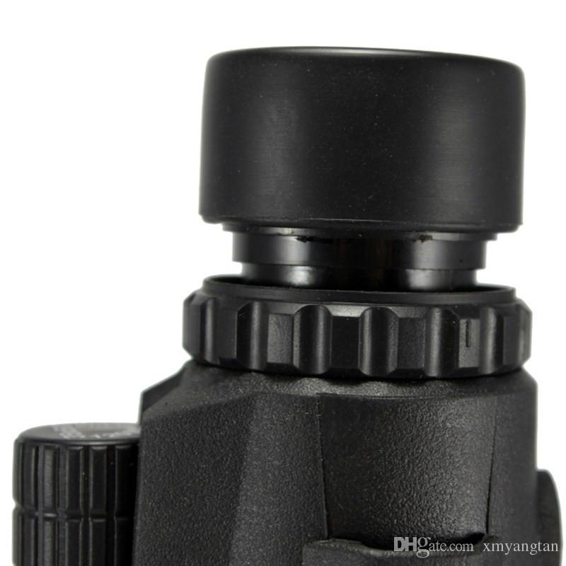 Alta Qualidade 35x50 Teleskop Monocular Binóculos de Potência Telescópio Óptico Monoculo Spyglass Monocle Caça Acampamento de Viagem Frete Grátis
