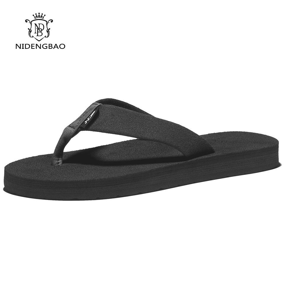 967179735a7 Acheter Été Femme Chaussures Plate Forme Pantoufles Femmes Plage Tongs Confortable  Sandales Pantoufles Pour Femmes Noir Dames Chaussures De  33.23 Du Faaa ...