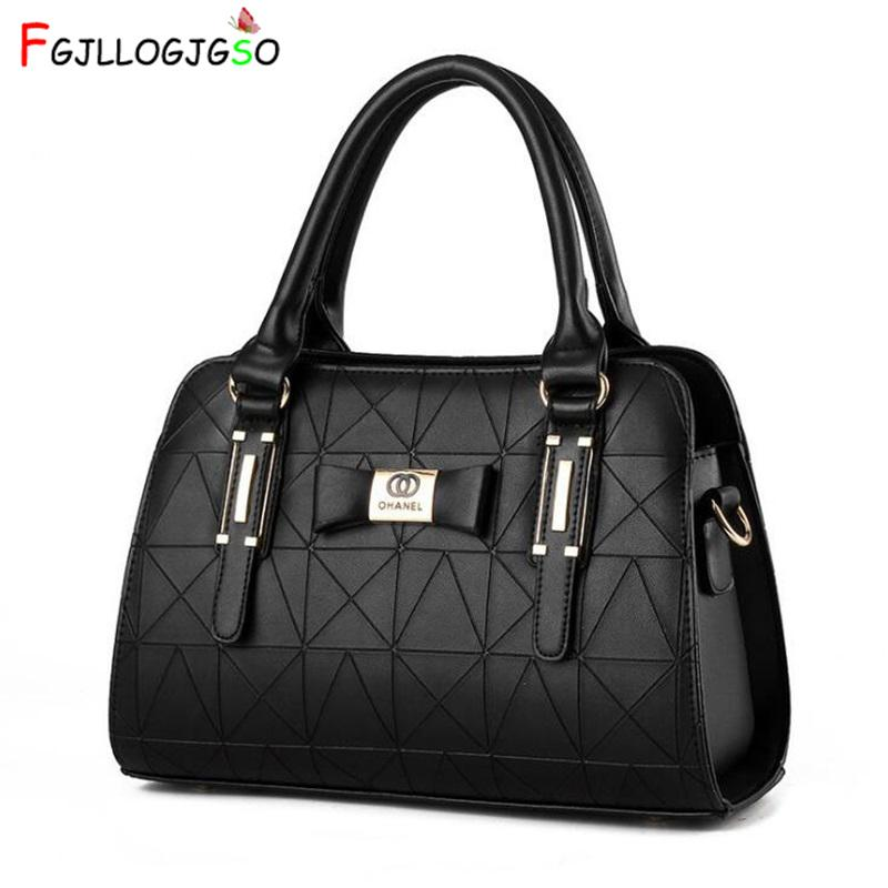 2019 Fashion FGJLLOGJGSO New Arrival Fashion Luxury Women Handbag PU  Leather Shoulder Bags Lady Large Capacity Crossbody Hand Bag Sac A Main  Fashion Bags ... 07117679782