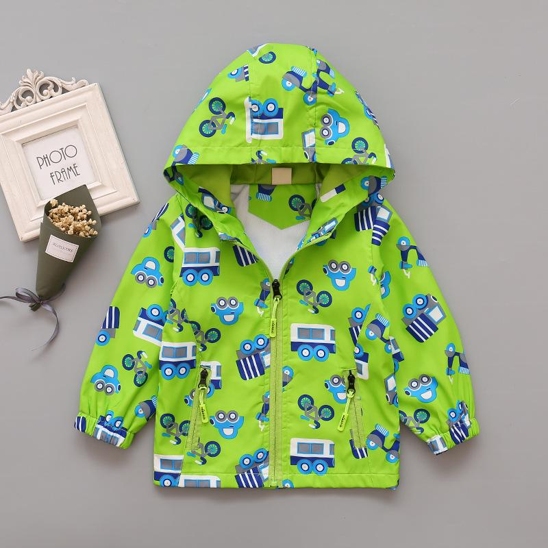 12e13e3bd Boys Summer Jacket Sun Protective Clothing For Boy Children ...