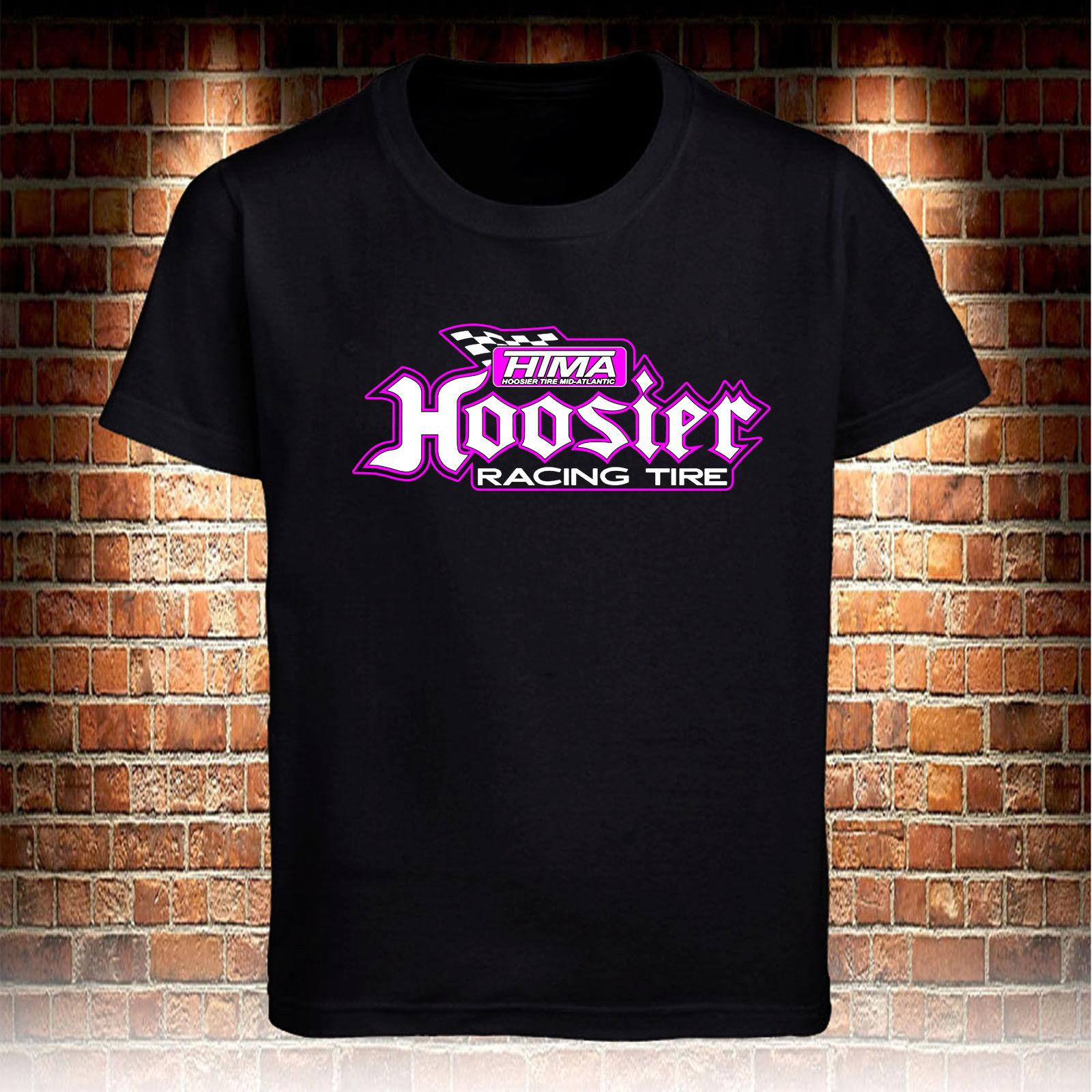 946d1fc244b Black T Shirt Hoosier Racing Tire Logo Men S Size S To 3XL Funny Unisex Tee  T Shirts Vintage T Shirts Sale From Stshirt