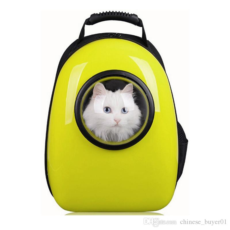 1c5944dc5d3 2019 Factory Space Capsule Pet Carrier Breathable Backpack For Dog Cat  Outside Travel Portable Bag From Chinese_buyer01, $27.16 | DHgate.Com