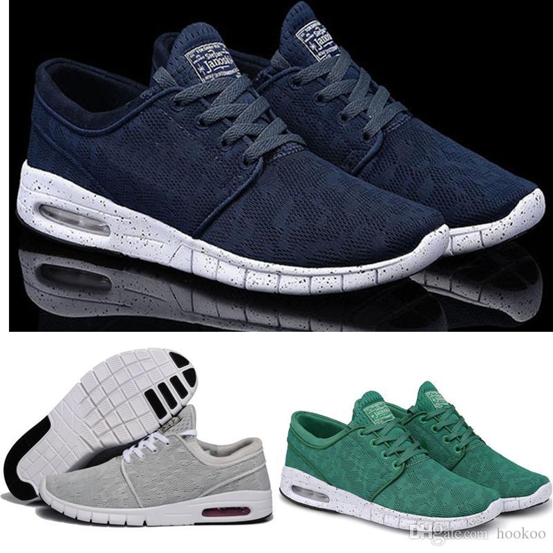 sports shoes 36f87 8e0d8 Acheter Nike Sneakers Nike Discount Running Shoes 2018 Nouveau SB Stefan  Janoski Chaussures Chaussures De Course Pour Femmes Hommes, Haute Qualité  ...