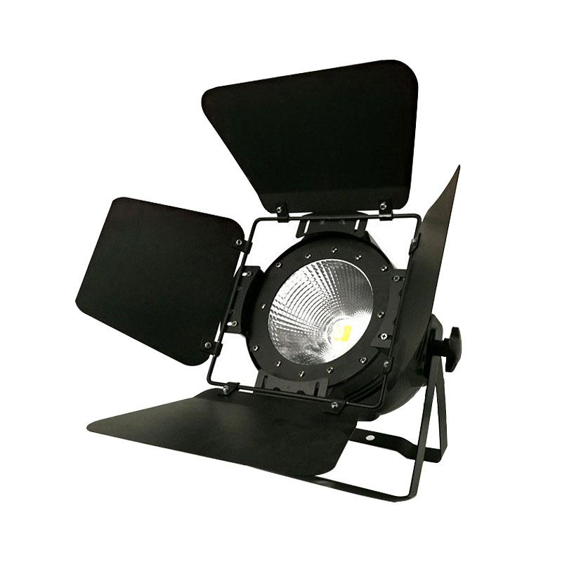 Led Par Cob 100w Rgbw 4in1 With Barn Doors High Power