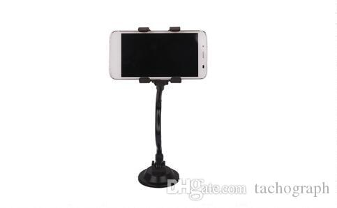 Автомобильный кронштейн Мобильный телефон поддерживает стойки мобильного телефона Универсальный универсальный кронштейн типа присоски для автомобиля.