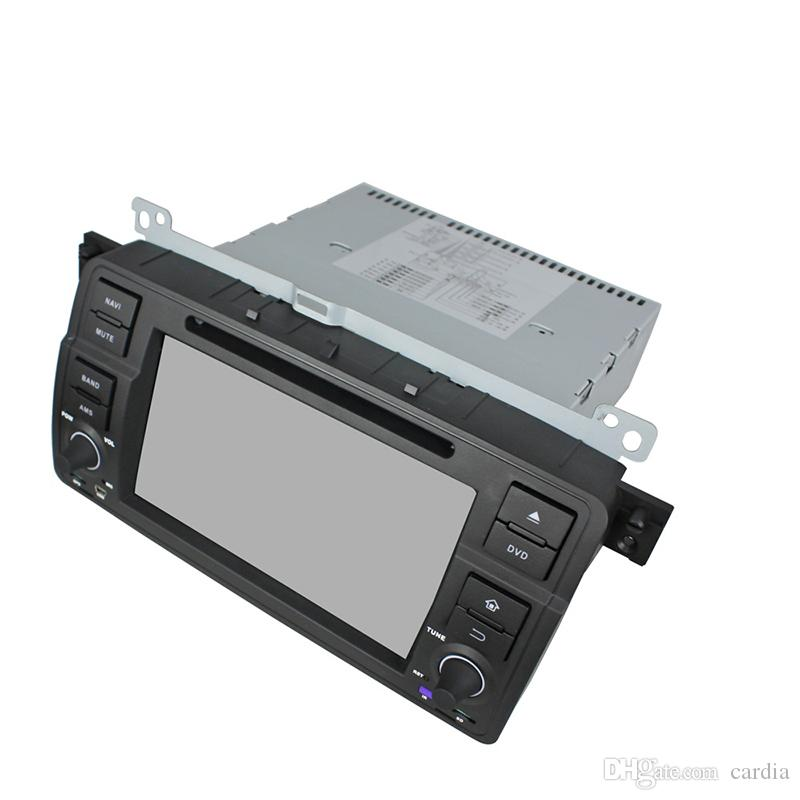 Car DVD player for BMW E46 M3 7inch Andriod 6.0 with GPS,Steering Wheel Control,Bluetooth, Radio,2GB RAM