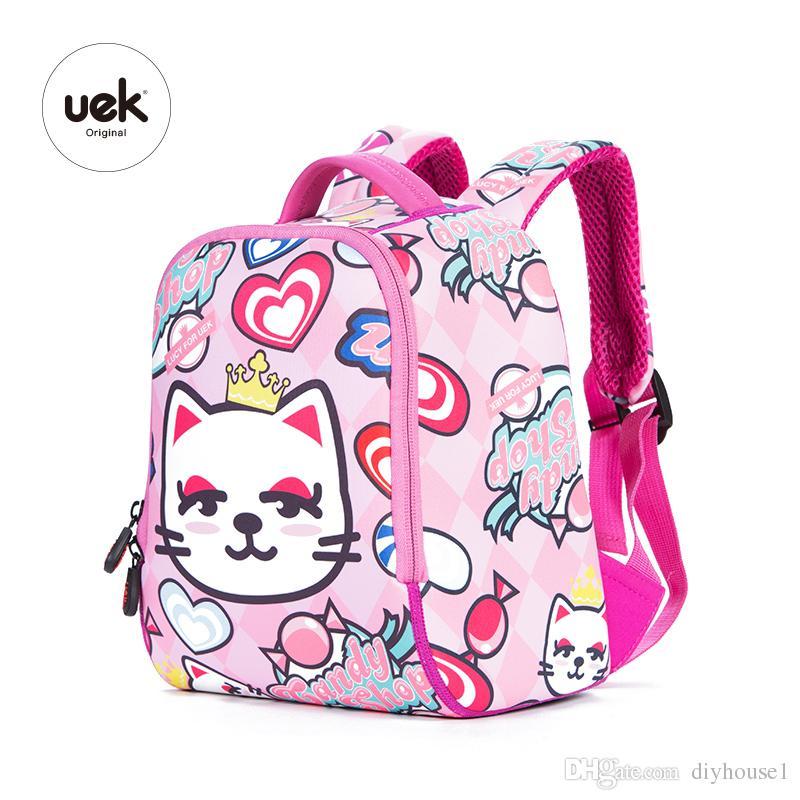 47e1d9ecc88b Children s Backpack Cartoon Pince Candy Cat Backpack School ...