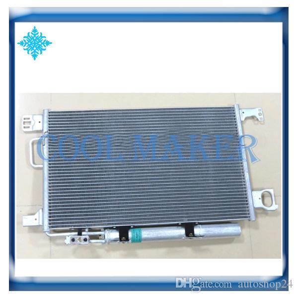 Auto condensador ac para Mercedes Benz CLK W209 C209 CLK55 CLK63 AMG 2095000054 A2095000054 ME22062DL