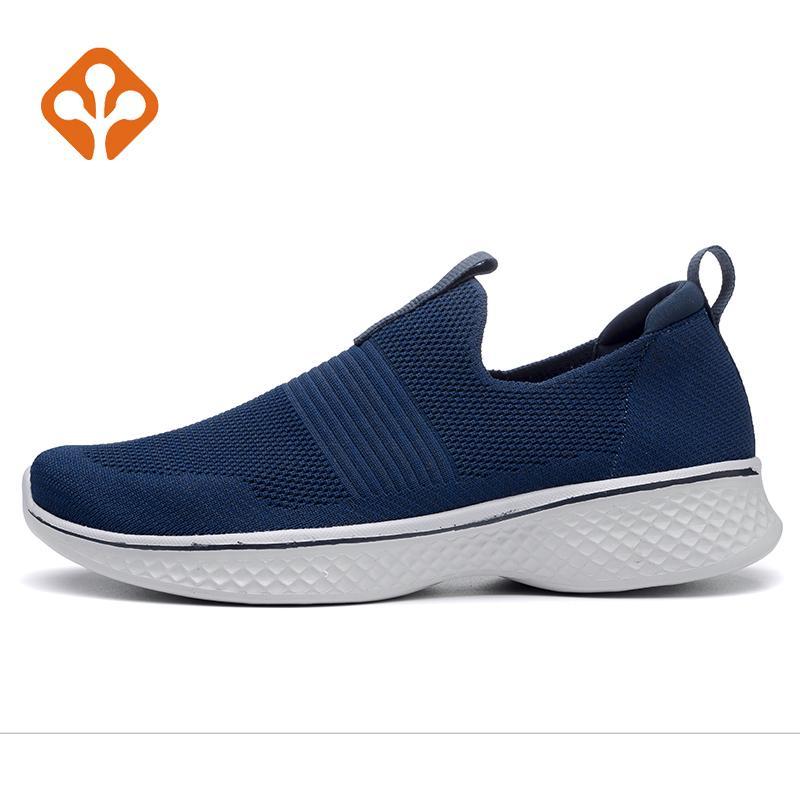 c58ba942 Compre SALAMANDER Hombre Primavera Otoño Zapatos Para Caminar Zapatillas Para  Hombres Deporte Senderismo Jogging Zapatillas De Gimnasia Zapatillas Hombre  ...