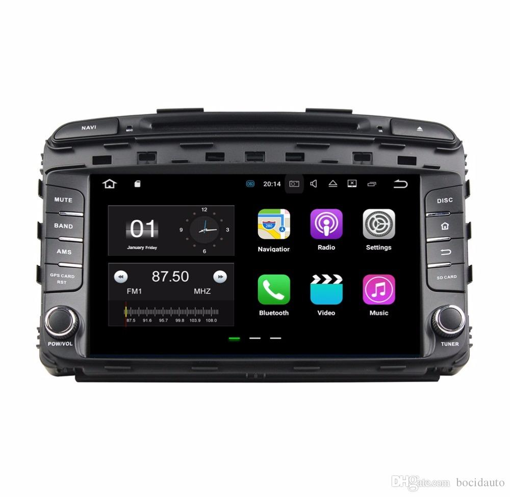 1024600 2gb Ram Quad Core 2 Din 9 Android 71 Car Dvd Player For Kia Sorento Accessories 2015 With Radio Gps Wifi Bluetooth Usb 16gb Rom Portable From Bocidauto 48242