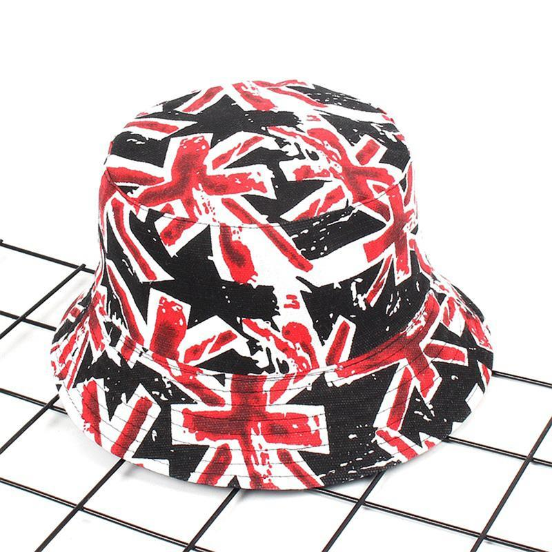 88b08a58fb9 Packable Bucket Cap Reversible Wide Brim Summer Outdoor Travel Sun Hat For  Men Women Black Template For Birthday Hat Template For Party Hat From ...