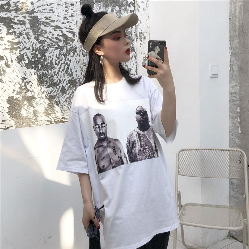 Women's Clothing Well-Educated Chinese Style Shirts Women Character Printed Long Sleeve Loose Blouse 2019 New Fashion Retro Summer Shirts Femme Buy One Give One