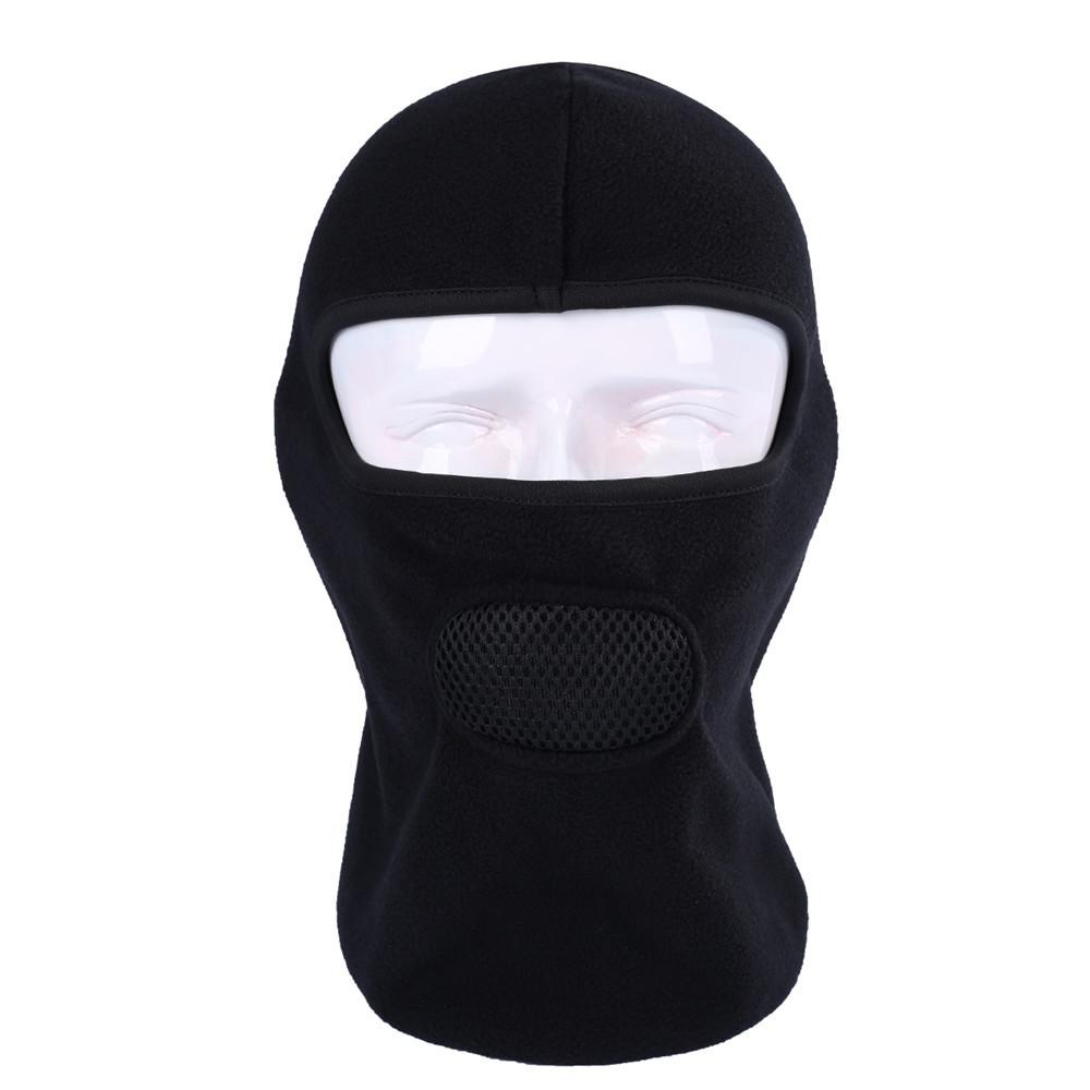 2019 2018 Face Mask Winter All Round Warm Mask Warm Fleece Windproof  Paintball Game Combat Neck Full Face Cap Helmet Hat B25 From Gqinglang 63515389c209