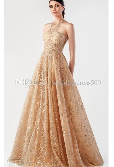 2018 luxury wedding dress high-end Gorgeous wedding dresssA line Luxury lace haute couture royal romantic handmade78
