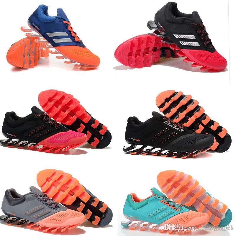 newest collection faf68 f41b6 Compre 2018 Nuevos Zapatos Chaussures Tennis Hombres Springblade Drive 4  Zapatillas Para Hombre Zapatillas Deportivas Zapatillas Casual Zapatillas  ...