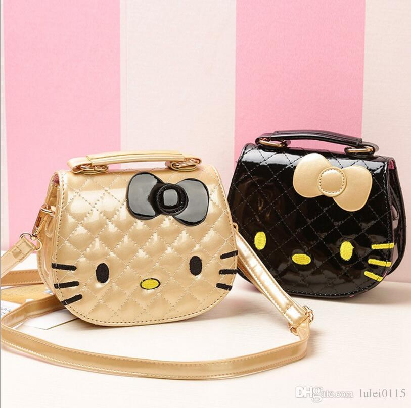 Cheap Price Hot Sale Women 2018 Bags Super Cute Hello Kitty Bags Women  Girls Children Mini Shoulder Handbags Crossbody Bags Designer Bags Wallets  For Women ...