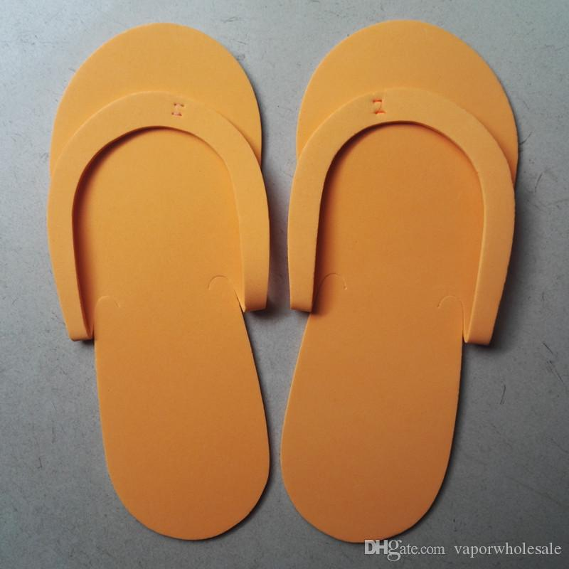 072a584422d 2018 EVA Slipper Foam Salon Spa Hotel Slipper Disposable Pedicure Thong  Slippers Disposable Slippers Drop Ship Xz195 Wedges Shoes Leather Boots  From ...