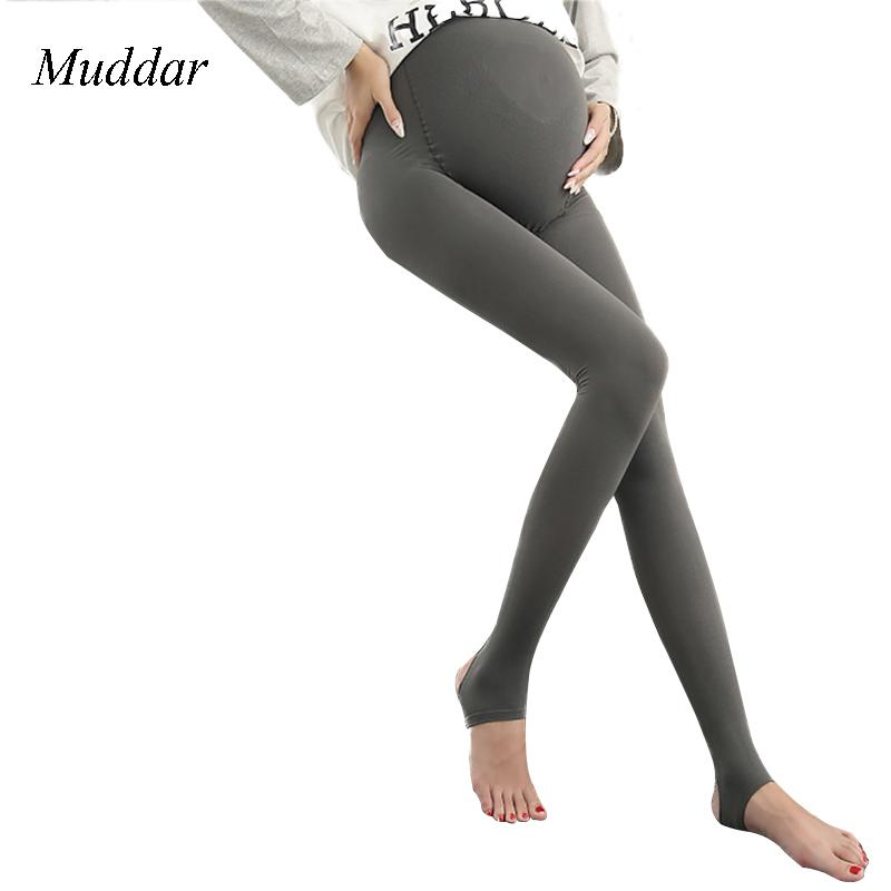 fd52d533afe 2019 New Maternity Leggings Pants Pregnant Pantyhose 320D High Waist  Adjustable Belt Women Pregnancy Trousers Spring Autumn Free Size From  Ferdimand