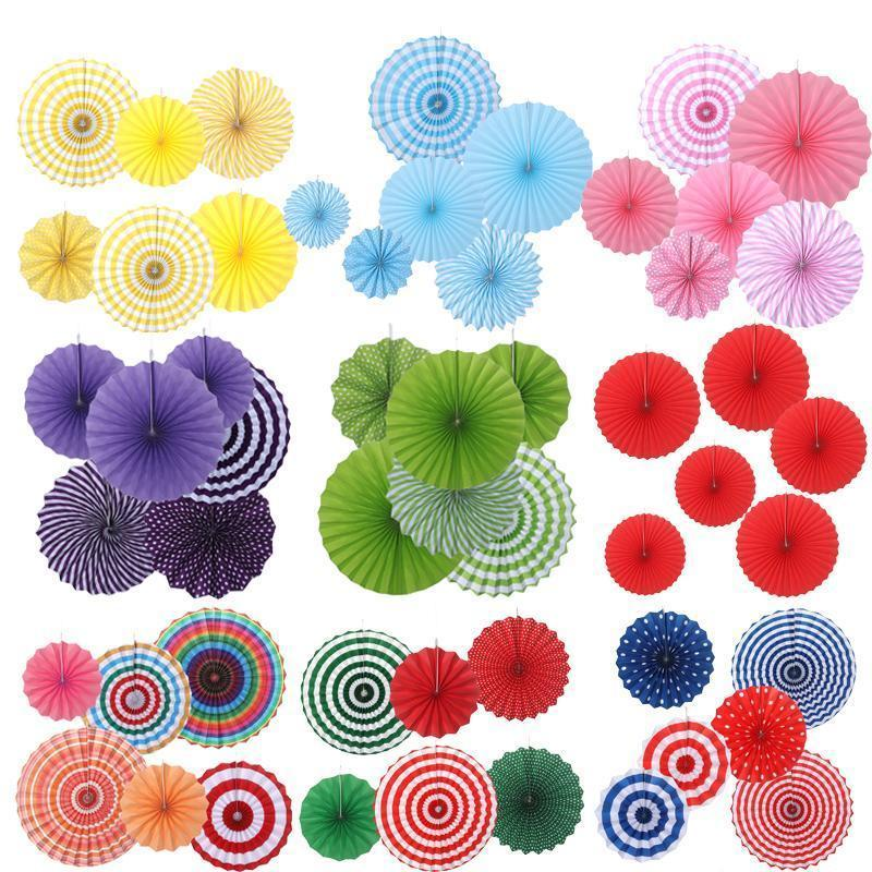 Tissue paper cut out paper fans pinwheels hanging flower paper tissue paper cut out paper fans pinwheels hanging flower paper crafts for showers wedding party birthday festival online with 2757piece on mightylinksfo