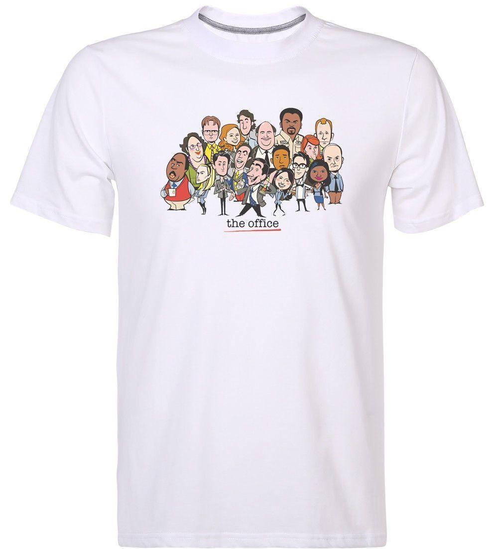 Grosshandel Das Buro Us Cartoon Group T Shirt Lustig Von