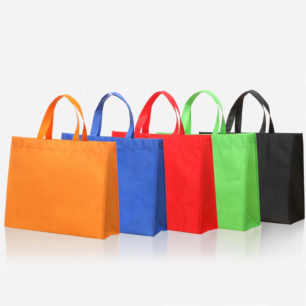 Eco Main Pc Pliable Shopper Sacs Shopping Pratique Épicerie Tissé Non Cabas À Sac D 1 Poche NX8nPwk0O