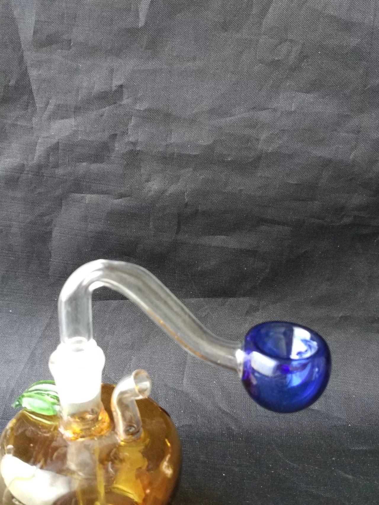 S fovea Gros bongs Brûleur à l'huile Tuyaux D'eau Pipes Verre Pipe Huile Rigs Fumer, Livraison Gratuite
