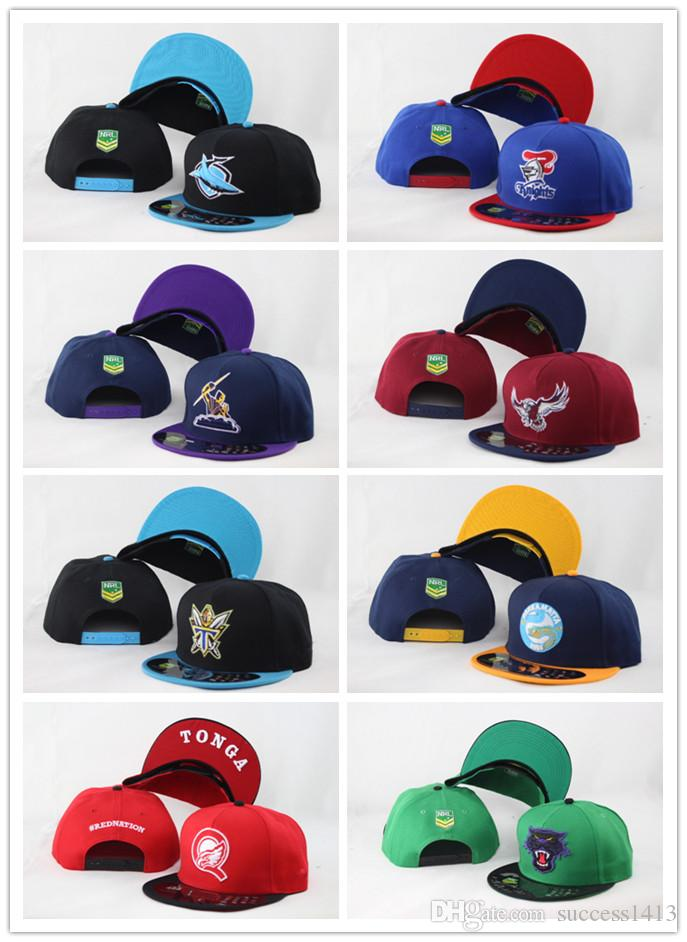 Top Quality 2018 NRL South Sydney Rabbitohs Snapback Hip Hop Snapbacks  Baseball Cap Adjustable Hats Summer Embroidery Hats 47 Brand Hats Vintage  Baseball ... 500133d393f