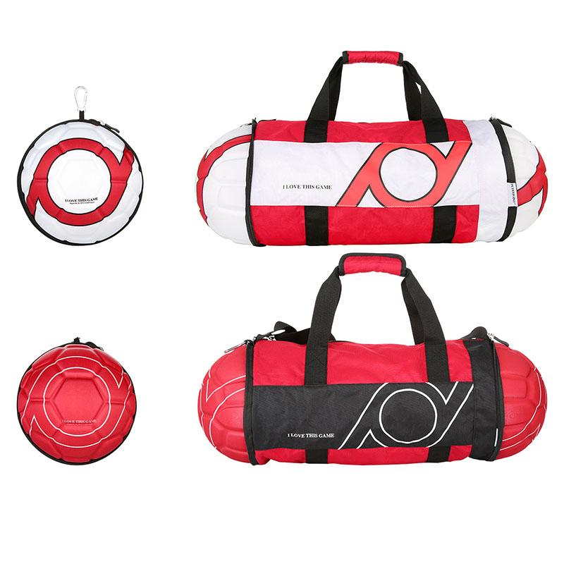Portable Football Shape Gym Duffel Bag For Home Outdoor Sport Travel  Vacation Practical Storage Bags Outdoor Camping Bags Backpacks For College  Backpacks ... 6f44ae9c21103