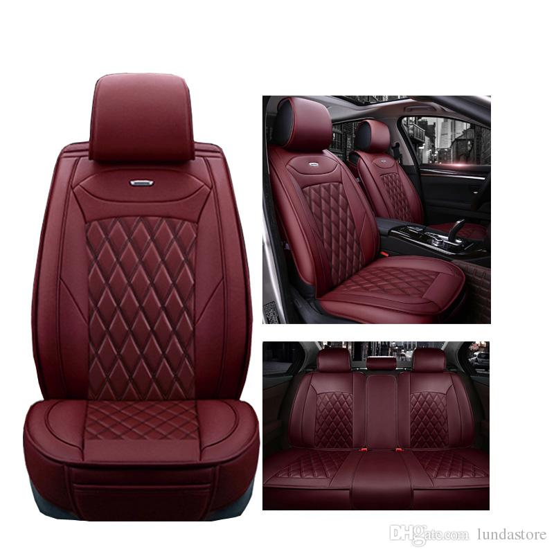 Luxury Pu Leather Car Seat Covers For Mercedes Benz A B C D E S Series  Sprinter Maybach Cla Clk Car Accessories Seat Cover Infant Car Seat Cover  For Boys ...