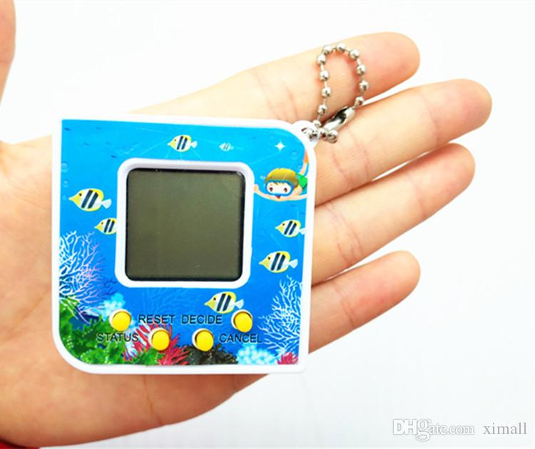 I più recenti giocattoli elettronici animali domestici Tamagotchi 90S nostalgici 168 animali in un giocattolo virtuale Cyber Pet 6 stile Tamagochi pinguini giocattolo libero DHL