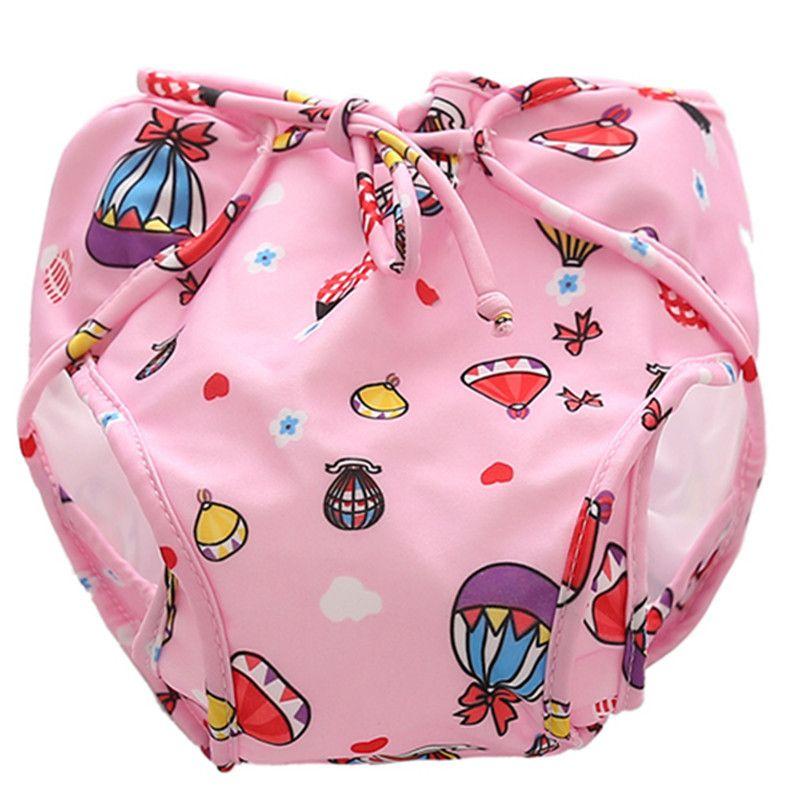 41 Style Adjustable Baby Swim Diaper Reusable Nappy Pants Infant Baby Boy Girl Reusable Swimwear Waterproof Swimming Diapers B001