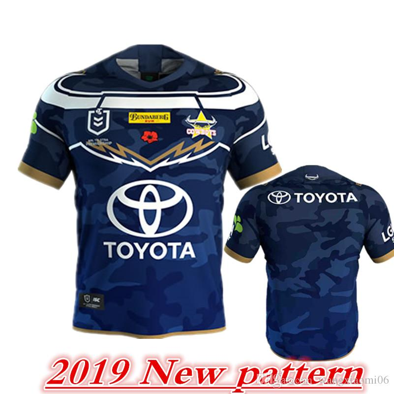 72964382a 2019 2019 NRL QUEENSLAND COWBOYS JERSEYS Size S 3XL BRISBANE BRONCOS SOUTH  SYDNEY RABBITOHS SYDNEY ROOSTERS 2018 MANLY SEA EAGLES Rugby From  Wangxiaomi06