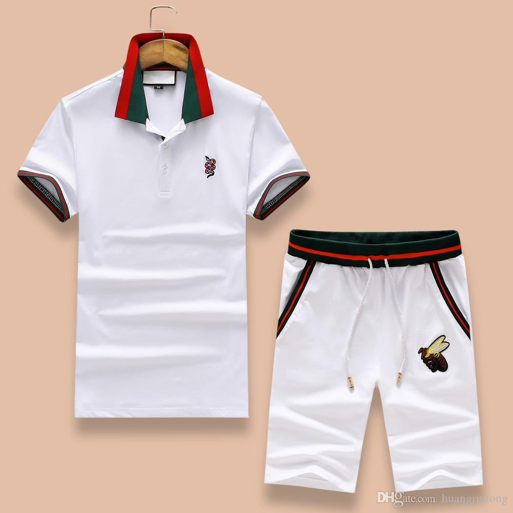 The Latest Brand New Designer Polo T Shirts Mens Polo T Shirt Pants