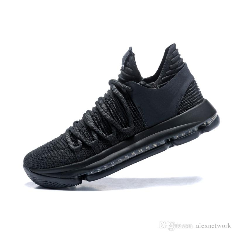 free shipping bf759 29cbe Air Zoom Kevin Durant Zoom KDX Men S Basketball Shoe KD10 EP Professional  Sports Sneakers Authentic Sneakers Mens Loafers Designer Shoes From  Alexnetwork, ...