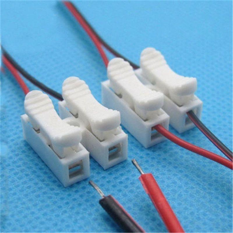 2018 Electrical Cable Connectors Quick Splice Lock Wire Terminals ...