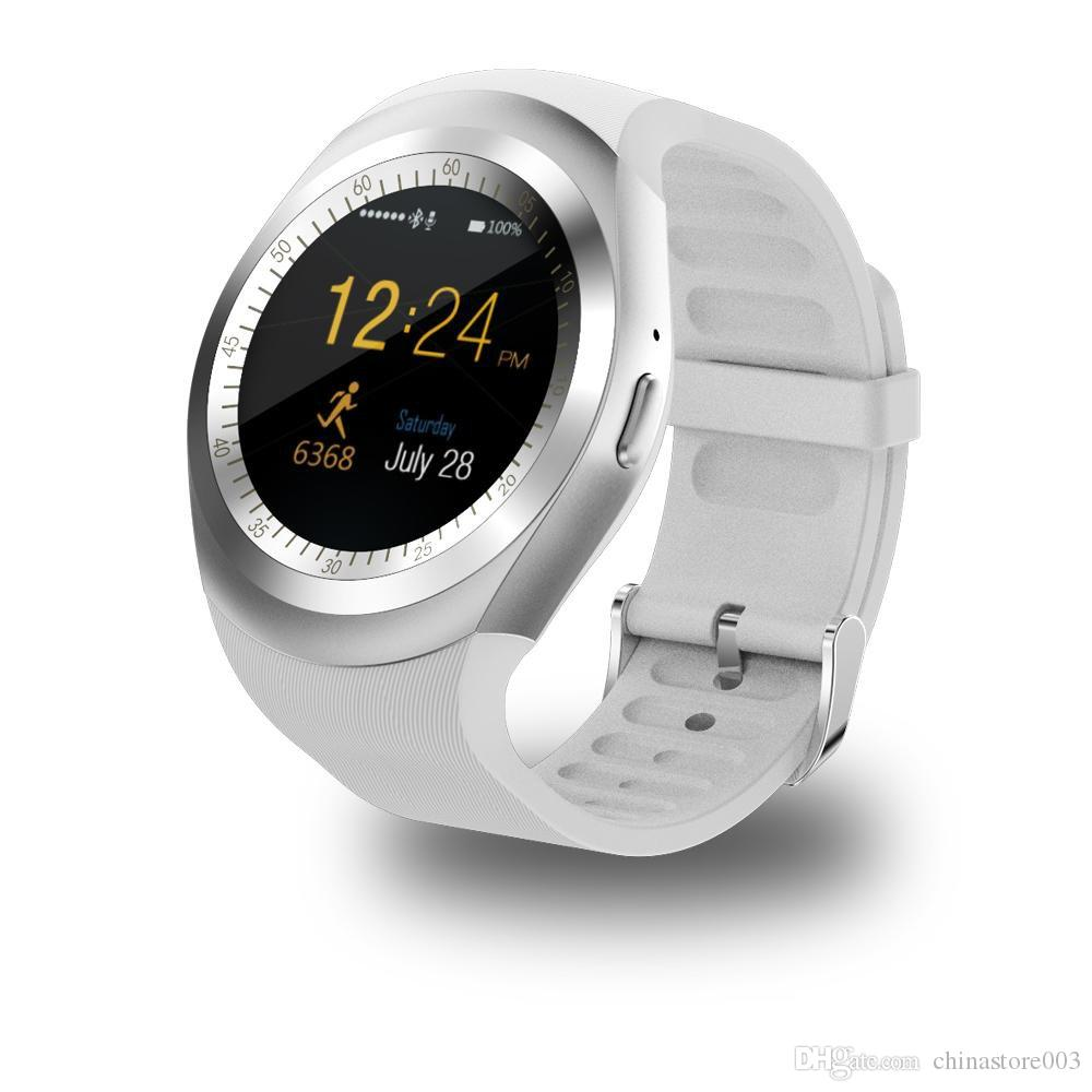 Y1 Bluetooth Smart Watches for android Fitness Smart Clock Samsung cell Phone Cheap U1 Smart Watches Clock bluetooth for apple iphone