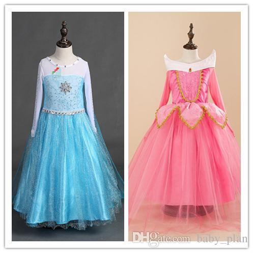 d381a46c5523 2019 Girl Unicorn Dress Buttlefly Frozen Embroidery Flower Baby Girls Party  Dresses Kids Wedding Dress Little Girl Princess Cosplay Dress From  Baby_plan, ...