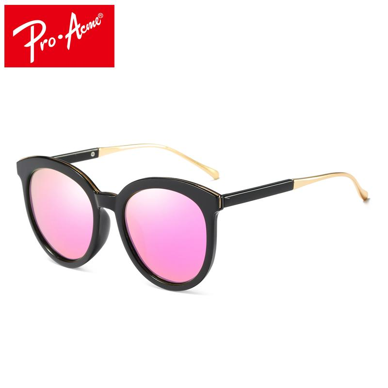 370b7463c60 Wholesale Brand Design Women Sunglasses Round Polarized Mirror Sun Glasses  Female Fashion Glasses Eyewear Oculos UV400 CC1033 Online with  30.66 Piece  on ...