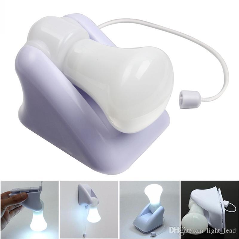 Grosshandel Tragbare Draht Led Lampe Kabinett Lampe Nachtlicht