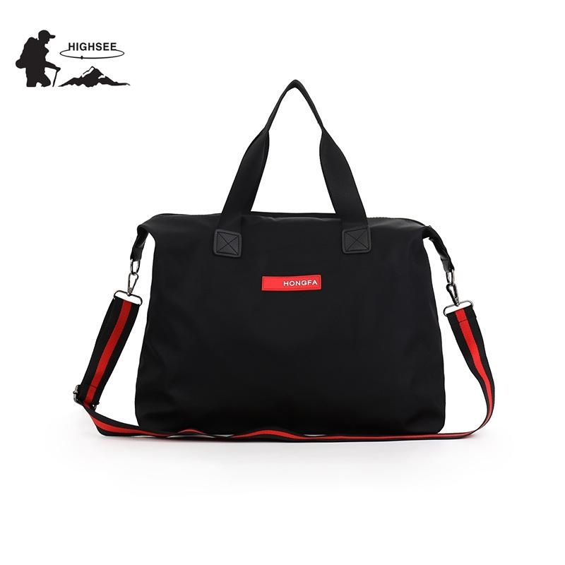 HIGHSEE Travel Sports Bag Men Sac De Sport Training Shoulder Bag ... c30ea241de