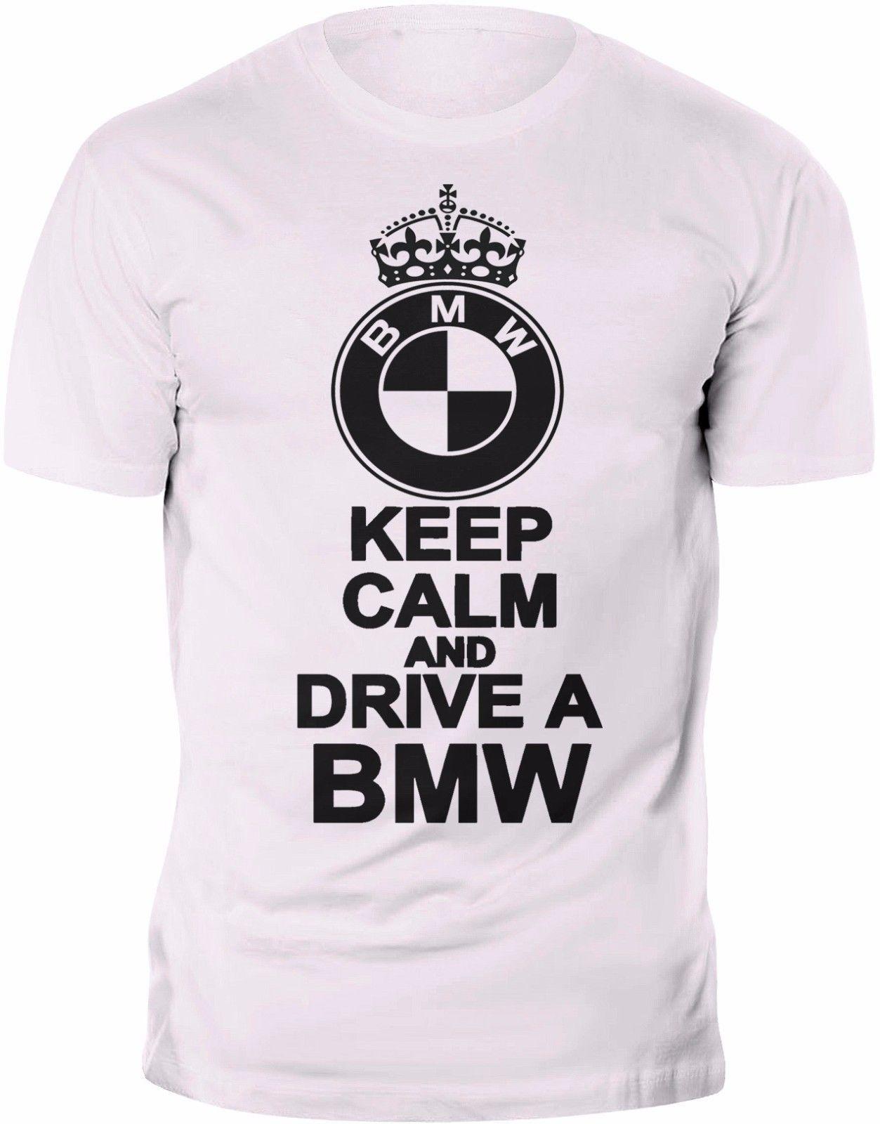 29d4eae2b New T-shirt O-Neck High Quality Hot Sell M Power M3 M4 M5 M6 M Power ...