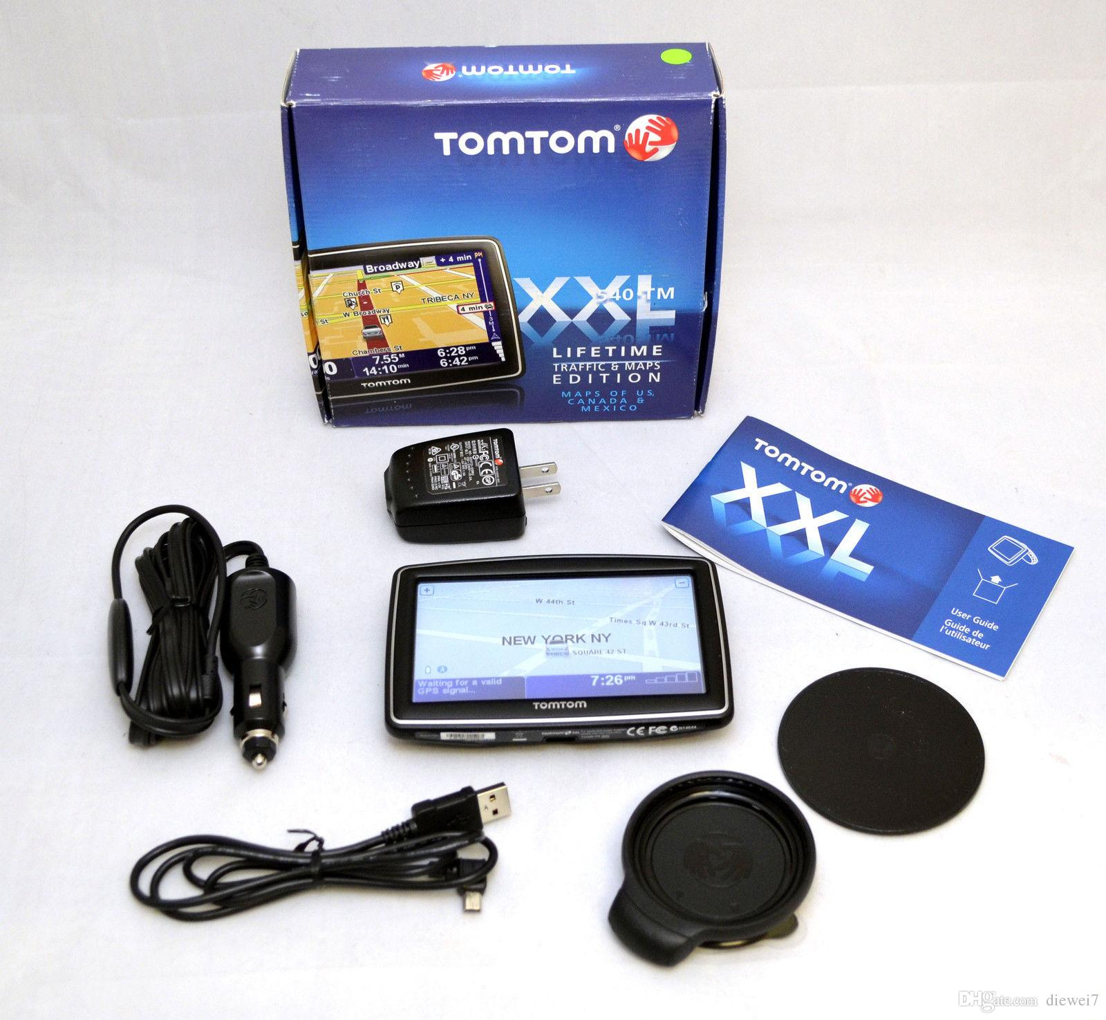 NEW TomTom XXL 540TM Car GPS 5